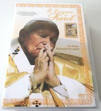 IL CAMMINO DI KAROL FILM DVD DOCUMENTARIO ITALIANO SPED GRATIS SU + ACQUISTI!!