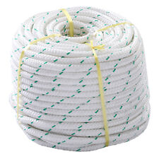 "NEW 3/7"" x 150' Double Braid Polyester Rope Sling 5900Lbs BREAKING STRENGTH"