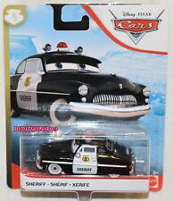 DISNEY PIXAR CARS 2020 SHERIFF W+