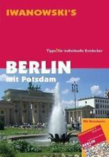 Berlin mit Potsdam  UNGELESEN  & Karte Iwanowski Reiseführer