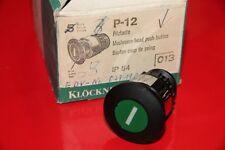 1 Stück KLÖCKNER MOELLER P-12 Pilztaste, grün   NEU