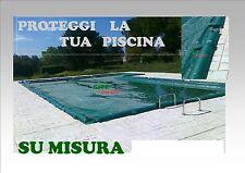 COPERTURA ASTRAL CON SALSICCIOTTI PER PISCINA
