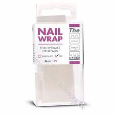 """SILK Strip 46cm Long  False Nails Tip Nail Strips 18"""" The Edge Overlay or Repair"""