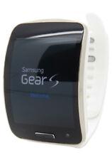Samsung Galaxy Gear S SM-R750 Blanco Curvo inteligente reloj funciona en Wifi y Verizon