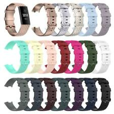 Replacement Watch Band TPU Bracelet Strap For Fitbit Charge 4/Charge 3 SE S/L