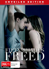 Fifty Shades Freed (DVD, 2018, Unveiled Edition)