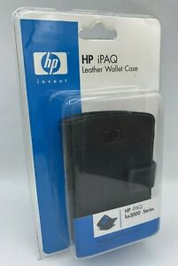 NEW Belkin Leather Wallet Case For HP iPAQ HX2000 Series F8Q0417-HP 2005 SEALED
