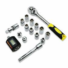 Digital Torque Meter 12 Socket Screw Bits Kit Bike Repair Tools 135 135nm