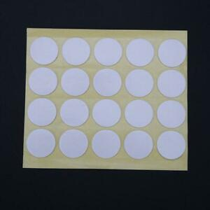 200pcs Wick Foam Stickers Double-sided Glue Dots for Candle Making