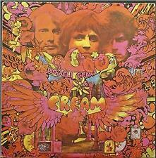 CREAM - DISRAELI GEARS - ROCK VINYL LP