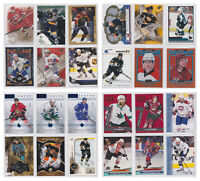 Low Numbered Parallel Limited Artifacts Spx Rare SP Cards - Choose From List