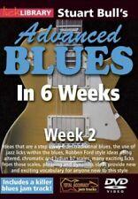 Stuart Bull'S Advanced Blues In 6 Weeks Week 2 Dvd-Lick Library-New On Sale-Rare