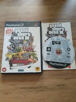 Grand Theft Auto III 3 Sony PlayStation 2 PS2 PAL Rockstar Games 2001