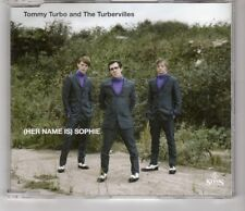 (HI447) Tommy Turbo & The Turbervilles, (Her Name Is) Sophie - 2009 CD