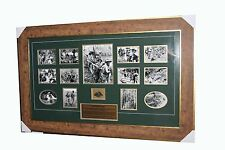 The Kokoda Trail - Historical Compilation Frame with Replica Medal