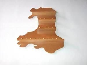 24pc Wales Wooden Thimble Display Rack ( Pine )( huge range - see list )