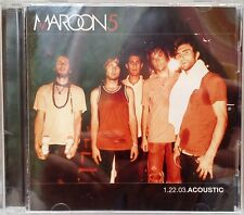 """Maroon 5 - 1.22.03.Acoustic (Live Recording) (CD2005) Features """"Highway To Hell"""""""