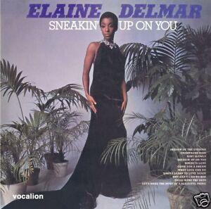 Elaine Delmar Sneakin' Up On You CBS 1968 jazz CD