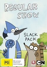 Regular Show Slack Pack (DVD, 2012) BRAND NW/SEALED ..R 4