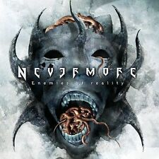 Nevermore: Enemies Of Reality - Remixed & Remastered CD ECD 2005 Century Media!