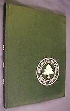 University Lake High School Yearbook 1969 Hartland Wi
