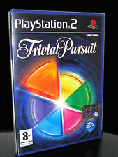 TRIVIAL PURSUITGIOCO NUOVO PER SONY PLAYSTATION 2 PS2 IN EDIZIONE ITALIANA PG216