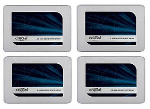 """Crucial SSD 2TB 1TB 500GB 250GB MX500 2.5"""" SSD SATA Solid State Drive BX500 SSD"""