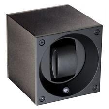 Swiss Kubik Masterbox aluminium collection Watch Winder noir sk01-ae001