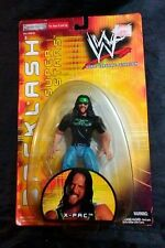 X-PAC ACTION FIGURE 2000 WWF Wrestling BACKLASH Figure DX Figures WWE WCW - NEW