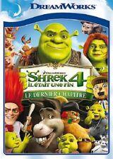 Shrek 4 Il était une fin Le dernier chapitre DVD NEUF SOUS BLISTER