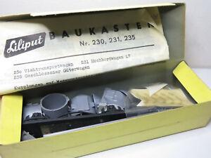 248/1 HO - Liliput 209 HO - Bausatz Behältertragwagen Haus zu Haus - top - VP