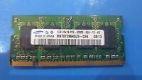 1GB SAMSUNG 2Rx16 5300S - 555 sodimm DDRII RAM MEMORY PC2 DDR2 Laptop HP