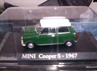 MINI COOPER S - 1967 - SCALA 1/43