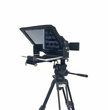 Glide Gear TMP 500 Universal Camera Tripod / Shoulder Rig Teleprompter