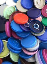 6 Ounces oz Medication Caps Pharmacy Crafts Random Sizes Colors