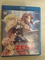 Familiar of Zero: Knight of the Twin Moons (Blu-ray Disc, 2015)