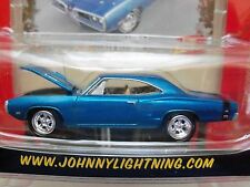 JOHNNY LIGHTNING - MUSCLE CARS  - (1970) '70 DODGE SUPER BEE (CRAGARS) - 1/64
