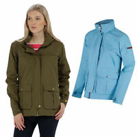 Regatta Landeilina Womens Windproof Lightweight Waterproof Jacket RRP £70