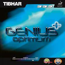 Tibhar Genius+ Optimum / Tischtennisbelag / NEU /zum Sonderpreis