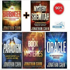 The Oracle + The Paradigm +The Mystery of Shemitah + 2 others By Jonathan Cahn🔥