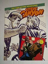 Kitchen Sink Press Milton Caniff STEVE CANYON #20 TPB Trade Paperback
