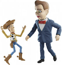 Disney Pixar Toy Story Benson And Woody Figure 2-Pack