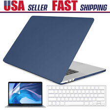 "For Macbook Air Pro 13"" A2179 A2289 A2251 Matte Rubberized Hard Shell Case Cover"