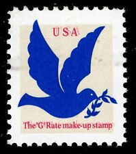 1994 US #2877b - 3c Make-Up Rate Double Impression of Red, Mint NH - SCV $175.00