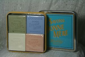 L'Occitane Savons Bonne Mere Vegetable Soap Set 4 x 100g