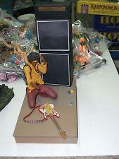 2004 McFarlane Jimi Hendrix 2 AT Monterey POP June 18 1967 Figure DIORAMA STATUE