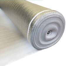 3 in 1 UNDERLAYMENT Laminate Silver Foam 3mm 200 sq.ft. Floor