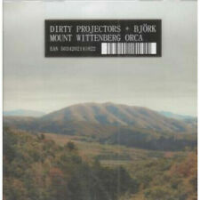 DIRTY PROJECTORS + BJÖRK ‎– MOUNT WITTENBERG ORCA (NEW/SEALED) CD EP