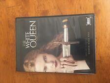 The White Queen (DVD, 2014, 3-Disc Set)