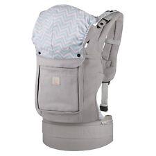 Ergonomic 3 Position 360 Baby Carrier Backpack Adjustable Sling Infants Toddlers